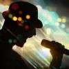 El cantante Karaoke Héctor Lavoe