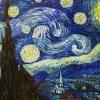Vincent (Starry, Starry Night) Karaoke Josh Groban
